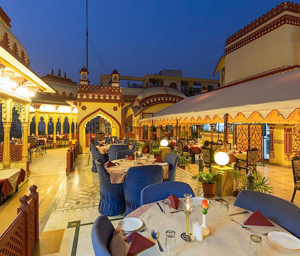 Hotel Umaid Bhawan, Jaipur